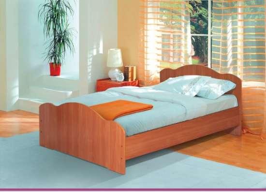 Кровать двуспальная 1200 мм