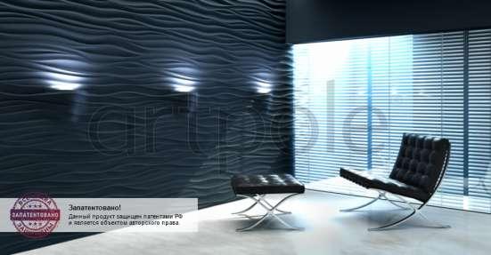 Гипсовые 3Д панели в Красноярске Фото 3