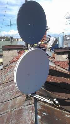 Спутниковый интернет : KiteNet-0.75м. в комплекте. Проверка