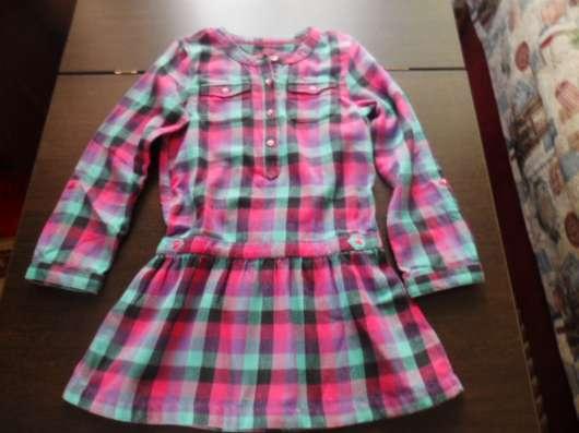 Платье-туника на рост 128-134