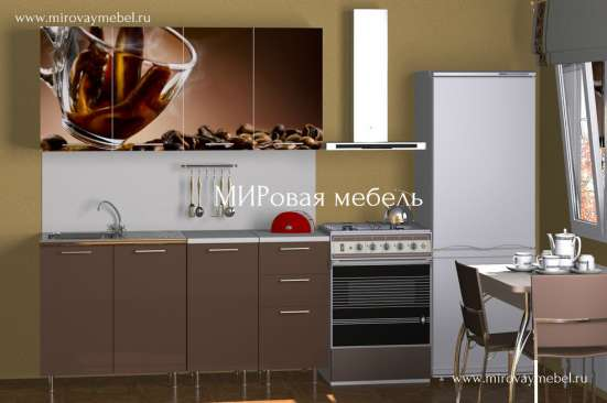 Кухни с фотопечатью в Костроме Фото 4
