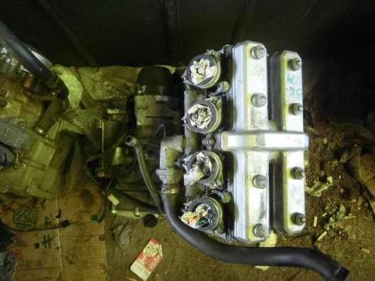 Двигатель YAMAHA FZR 1000