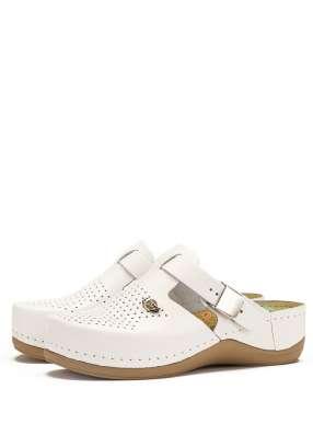 Обувь медицинская женская LEON - 900, красные, (размер 36-41)
