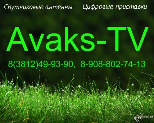 Триколор Телекарта Континент  НТВ+  в Омске
