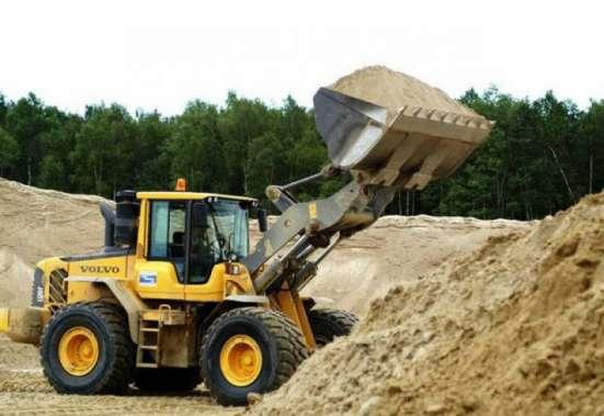 ПГС, песок. гравий, щебень...