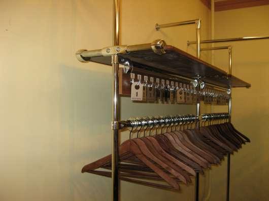 Гардеробные вешалки для одежды в Екатеринбурге Фото 5