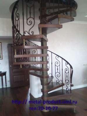 кованый забор, ворота, лестницы, перила... в Саратове Фото 5