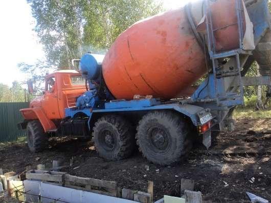 автобетоносмеситель-вездеход в Кемерове Фото 2