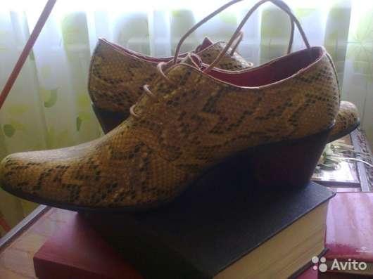 туфли мужские красивые в Омске Фото 1