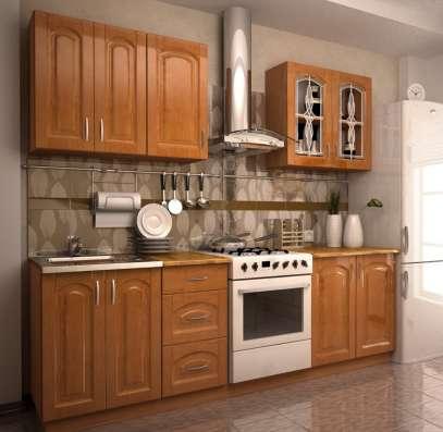 кухня новая или отдельные шкафчики
