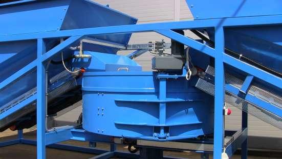 Мобильный бетонный завод рбу 60м3/ч. В наличии