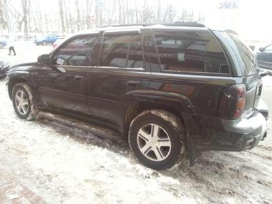 Продам Chevrolet TrailBlazer, цена договорная,в Санкт-Петербурге Фото 1
