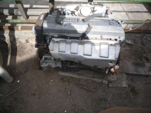 ДвигательNISSAN Skailine 2500, ER 33 б/у.