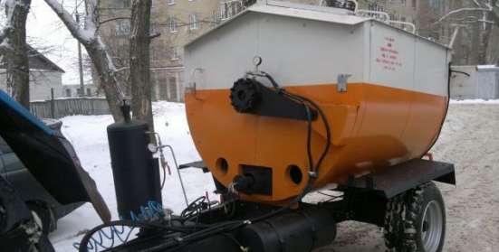 Рециклер асфальтобетона ем-3200 прицепной в Москве Фото 2