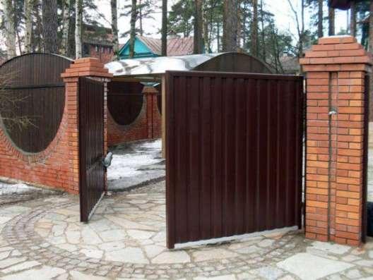 Ворота любые в Екатеринбурге Фото 5