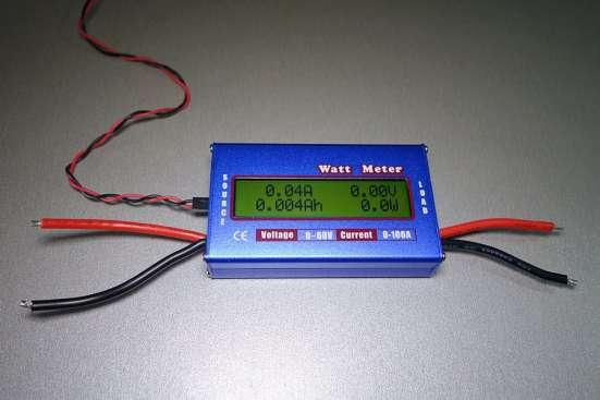 Анализатор цепей постоянного тока Watt Meter