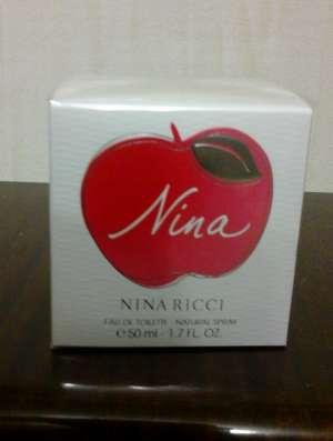 Туалетная вода Nina фирмы Nina Ricci