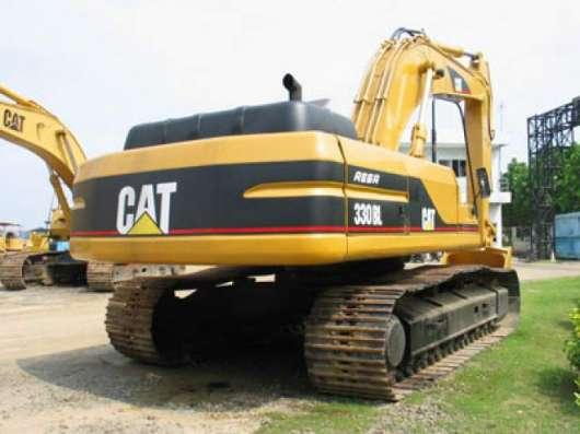 Запасные части экскаваторов Caterpillar 330 и 336