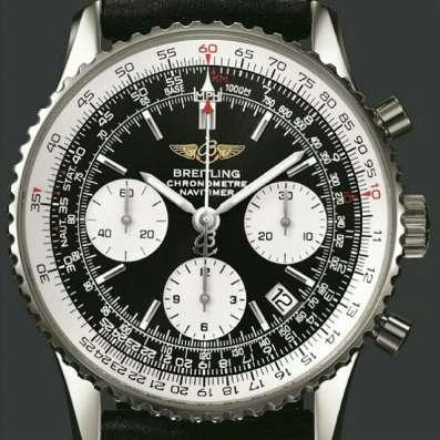 Часы Breitling Navitimer - это надежность и качество!