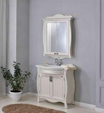 Мебель для ванной комнаты классическая