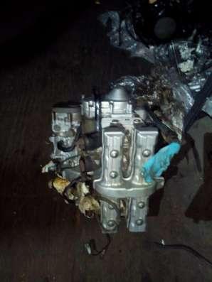 Двигатель YAMAHA ZEAL в Новосибирске Фото 1