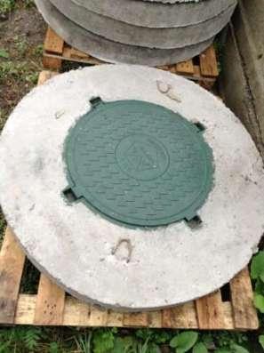 Кольца колодезные от производителя в Санкт-Петербурге Фото 1