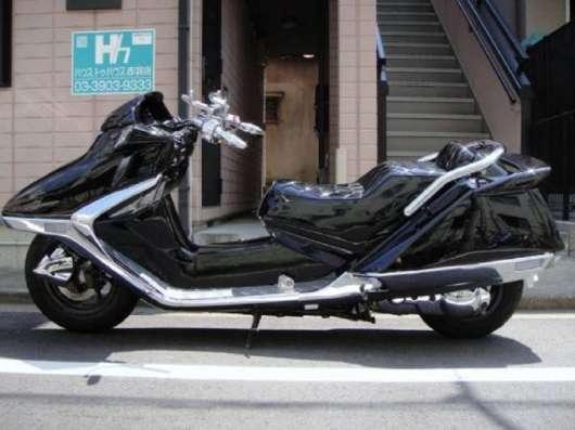 Honda FusionX шикарный максискутер