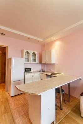 1-комнатная квартира в центре города в Тюмени Фото 3