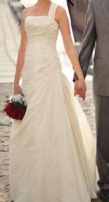 Шикарное свадебное платье Испания