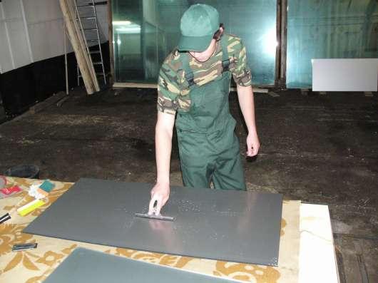 Замена склопакета в Москве Фото 4