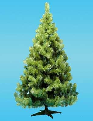 Новогодние елки (искусственные пр-во Россия) в Екатеринбурге Фото 1