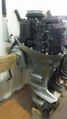 Продам отличный лодочный мотор HONDA BF30, контрактный в Владивостоке Фото 2