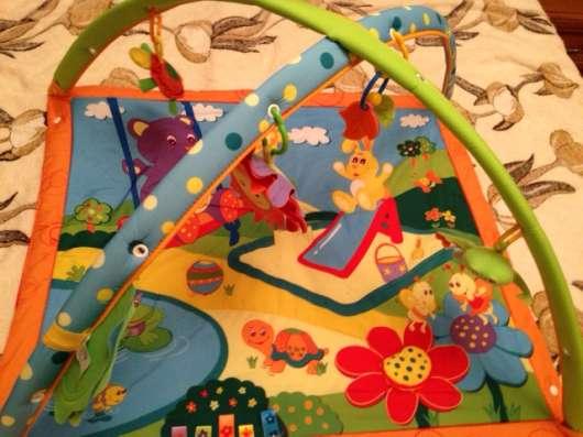 Продам коврик развивающий детский