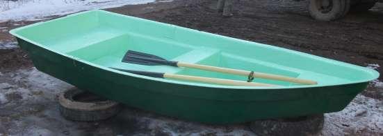 Продам  лодку из стеклопластика
