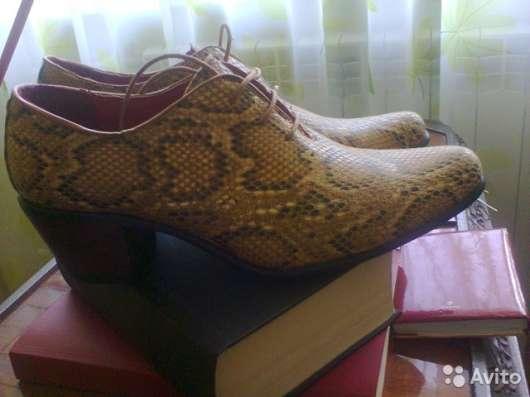 туфли мужские красивые в Омске Фото 2