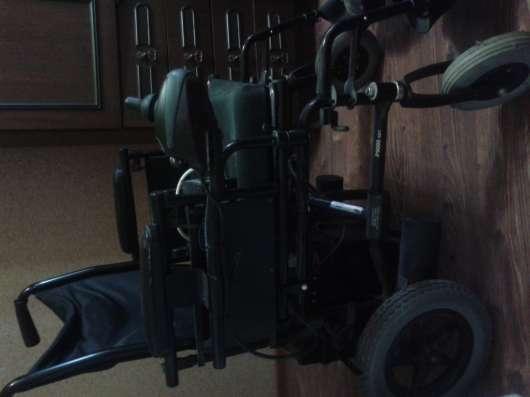 инвалидная электроколяска