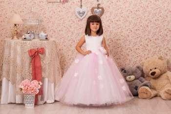 Нарядное детское платье на прокат в Екатеринбурге Фото 2