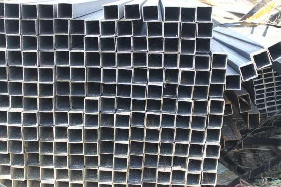 трубы круглые и профильные в Ставрополе Фото 1