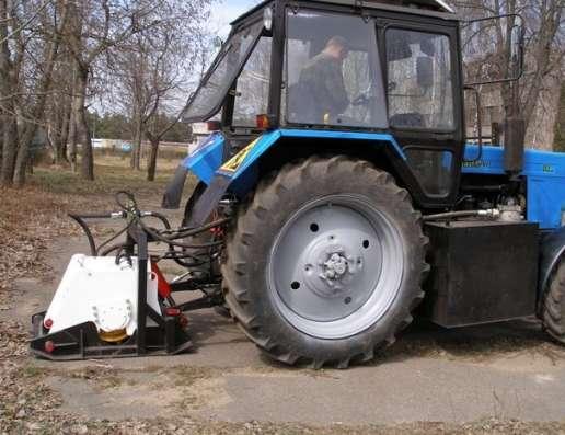 Фреза дорожная гидравлическая ем-400