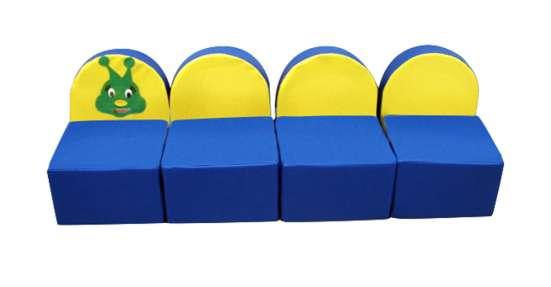 Детская игровая мебель от производителя