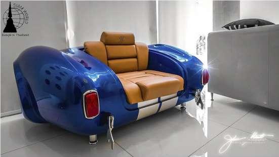 Мебель в стиле Classic Cars