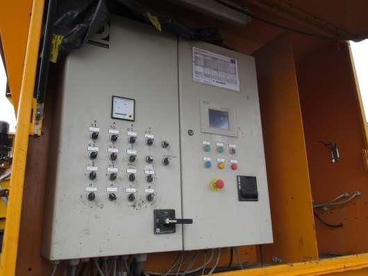 Б/у мобильный бетонный завод, бсу (40-60 м3/ч)