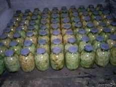 соленые грибы грузди в 3 л банках