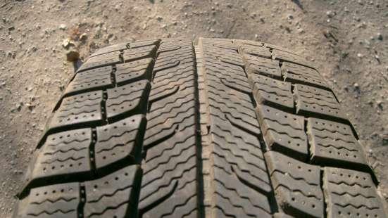 "Продаю шины зимние Michelin X-ICE-2 195/60 R16 "" липучка "" в Орехово-Зуево Фото 4"