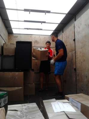 Перевозка мебели, пианино, сейфа, оборудования в Белгороде Фото 2
