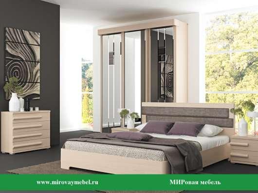 Хороший сон - отличный день, купи спальню на МИРовой мебели