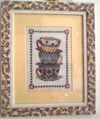 продам готовую вышивку в Новосибирске Фото 1