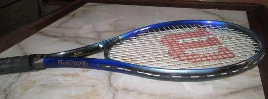 Легендарная теннисная ракетка WILSON EUROPA, ФРГ. в Краснодаре Фото 5