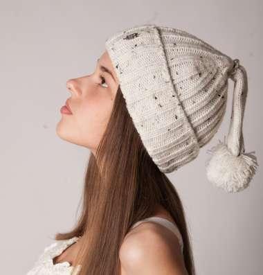 Модные трикотажные головные уборы от производителя оптом