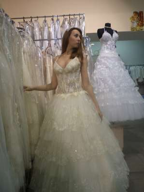 Свадебные платья в Омске Фото 1
